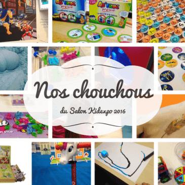 Sortie Kidexpo 2016: nos chouchous, nos découvertes et mes astuces!