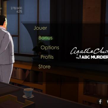 ABC contre Poirot: jeu d'enquête pour IoS et Android