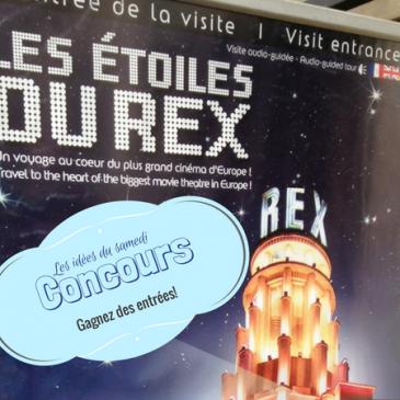 Sortie famille: les Etoiles du Rex [concours] #StarduGrandRex
