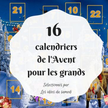 16 idées de calendriers de l'Avent pour adultes (et encore en stock!)