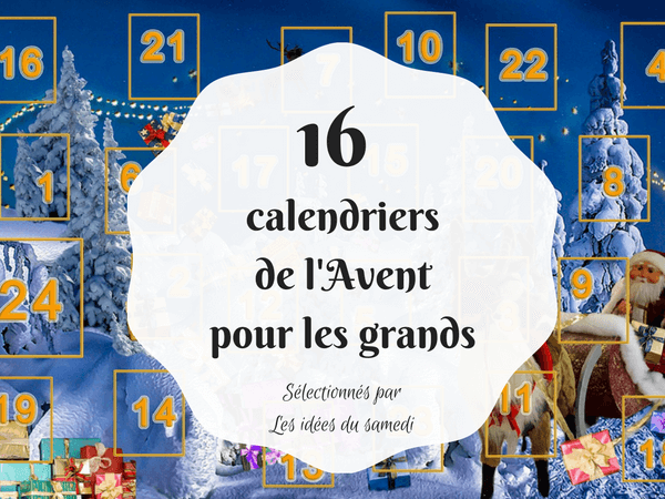 Calendrier De Lavent 2019 Adulte.16 Idees De Calendriers De L Avent Pour Adultes Et Encore