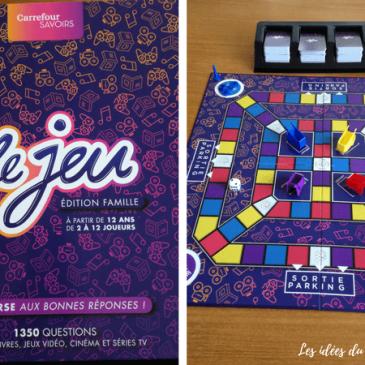 Un nouveau jeu de questions pour Noël: Le Jeu de Carrefour savoirs