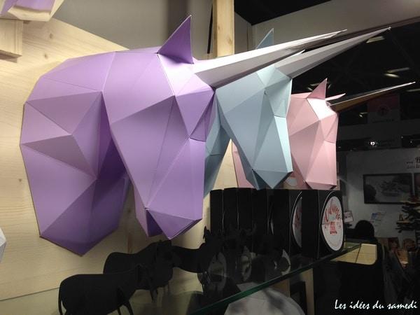 licorne-sculpture-papier