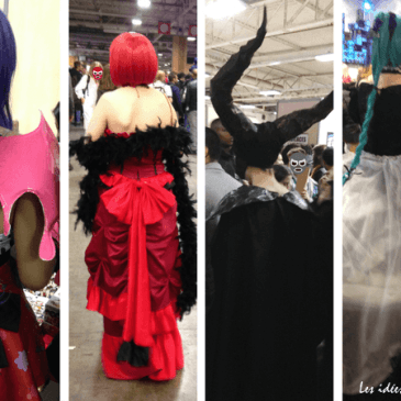 Sortir avec mon ado au Paris Manga & Sci-Fi Show