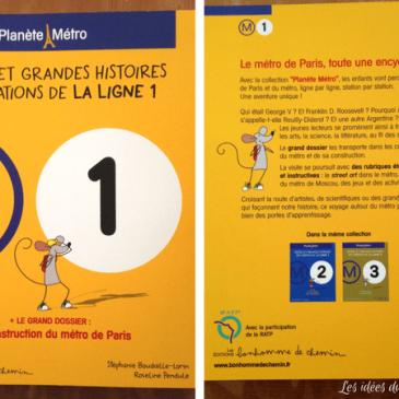 Petites et grandes histoires des stations du métro parisien