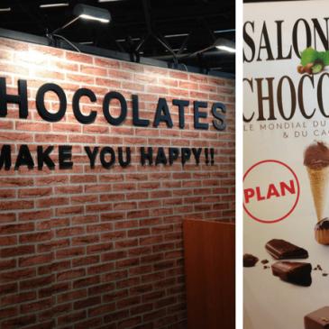 Le salon du chocolat Paris: une visite chocolatée indispensable!