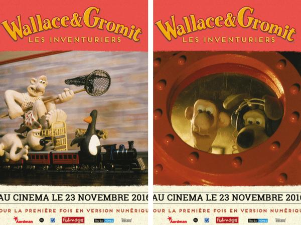 (Re)voir Wallace et Gromit en numérique au cinéma dès mercredi 23 novembre