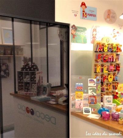 Décos chambre d'enfant chez Decoloopio: en ligne ou en boutique