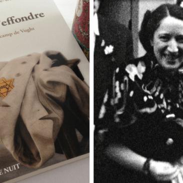 Témoignage camp de concentration: «Et tout s'effondre» un livre pour ne pas oublier