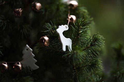 Des décos de Noël pleines d'amour et de souvenirs [Inspipics dec 2016]