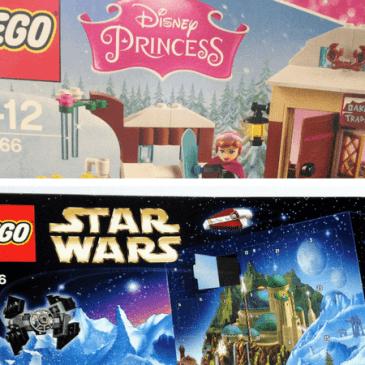 Lego Disney: de Star Wars à la Reine de Neiges, en passant par Vaïana