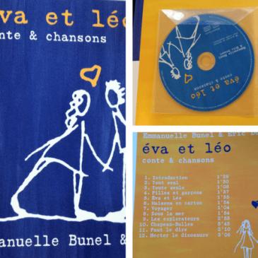 RDV musical: conte et chansons de Eva et Léo