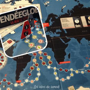 Faire le tour du monde avec le jeu VendéeGlobe #osonsjouer