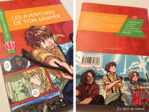 tom sawyer manga