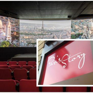 Vivre l'histoire de Paris grâce au film Paris Story