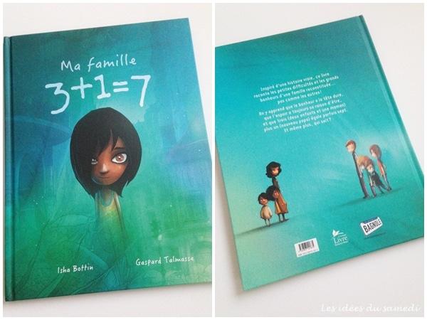 3+1=7: un livre sur les changements induits par la famille recomposée