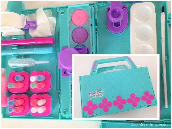 pompom wow lansay kit