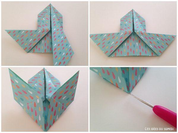 etape4 lapin origami