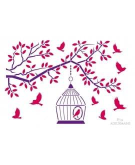 photo: ADeuxMains, Ouvrez la cage aux oiseaux