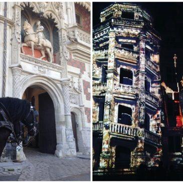 Visiter Blois [épidose 2]: Le château royal de Blois, visite insolite et sons & lumières
