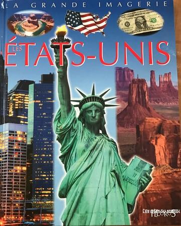 Faire découvrir les Etats-Unis aux enfants avec la grande imagerie Fleurus