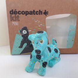 Découverte du mini-Kit Décopatch + concours pour vous!