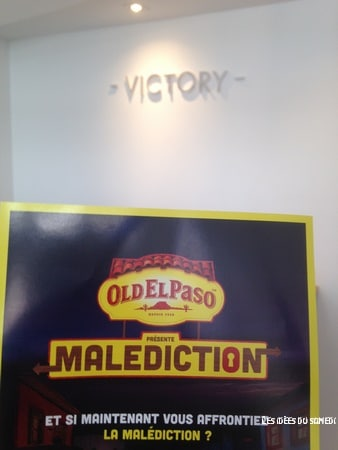 Escape Game en famille: La Malédiction d'Old El Paso, Victory Marais