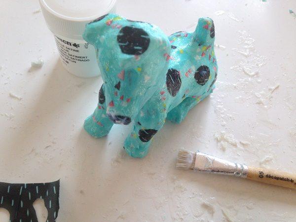 petit chien decopatch cadeau anniversaire 8 ans