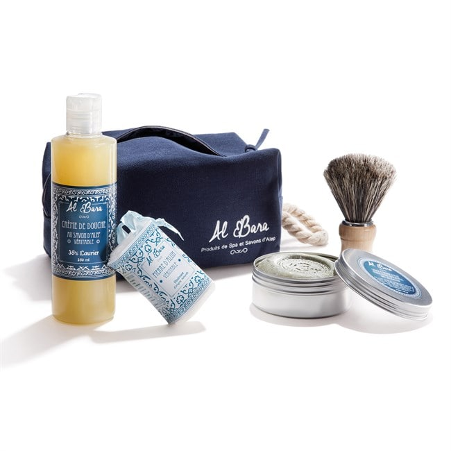barbier kit albara