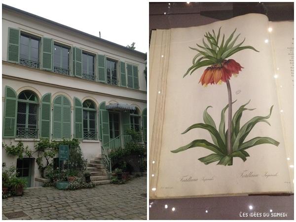 musee vaie romantique pouvoir des fleurs