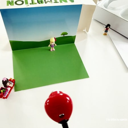 camera hue lego