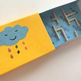 Livre Pocketboxes: on en fait des choses avec une boite d'allumettes!
