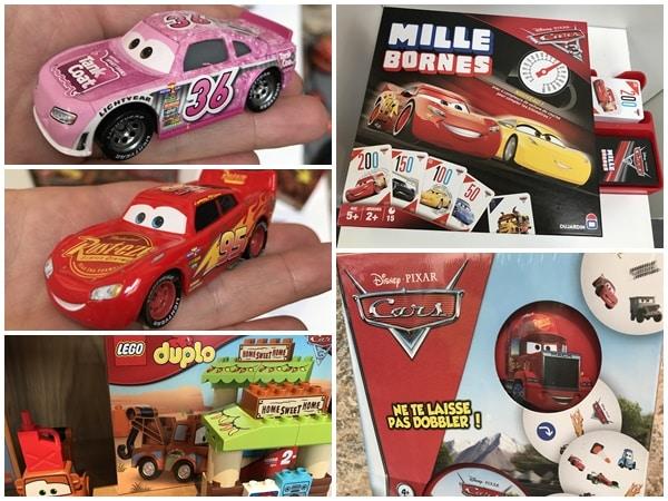jeux jouets cars