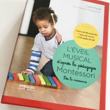 Faire découvrir la musique à son enfant avec la pédagogie Montessori