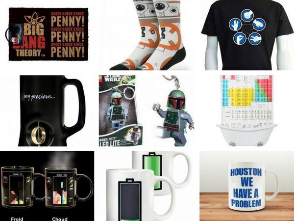 9 idees cadeaux originales pour geek