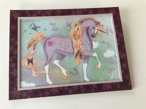 carte cadre chevaux