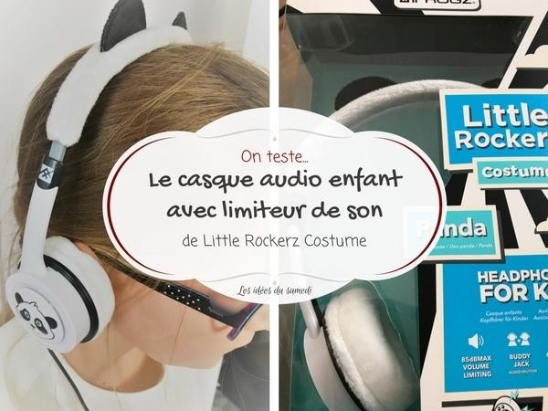 un casque audio rigolo qui prot ge les oreilles des enfants. Black Bedroom Furniture Sets. Home Design Ideas