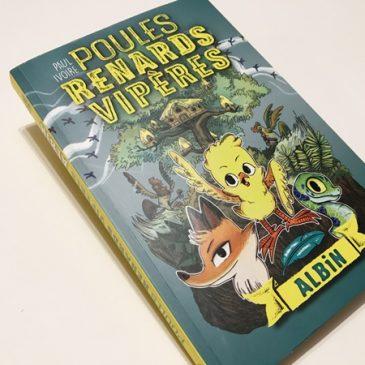 Un livre à dévorer: Poules, renards et vipères