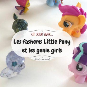 Mashem-Fashem et les Genie Girls: des petites figurines adorables à collectionner: