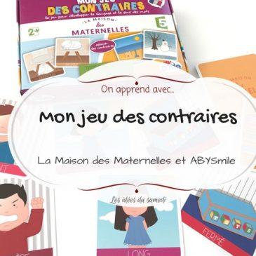 Apprendre en s'amusant: les jeux ABYSmile de la maison des maternelles