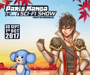 paris manga scifi show 24