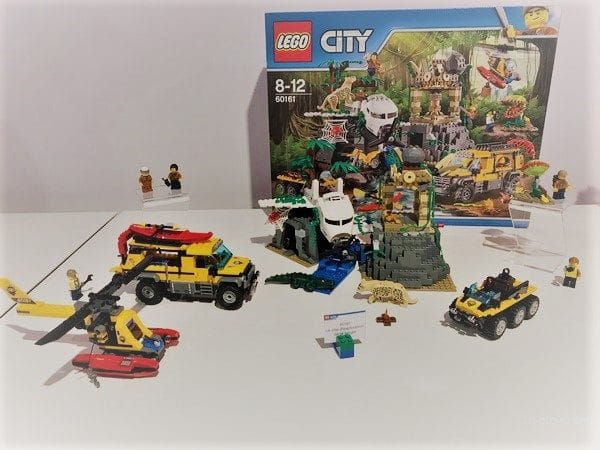 aventuriers jungle lego city