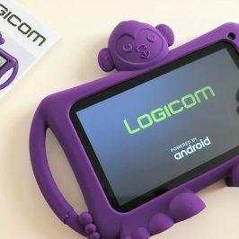 Notre test de la tablette enfant LogiKids3 de Logicom