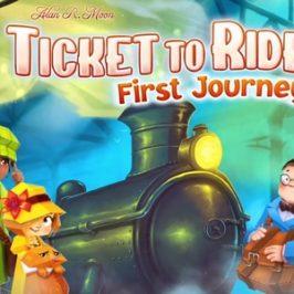 Ticket to ride, 1st journey: les aventuriers du rail en app.