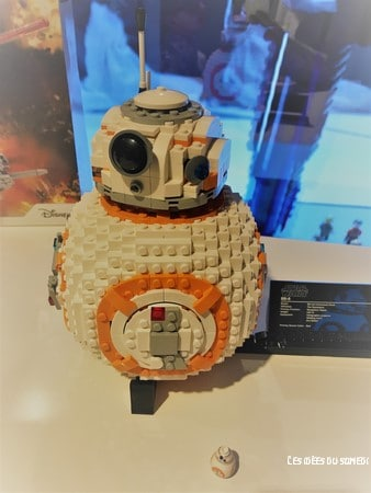 bb8 starwars lego