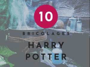 bricolages harry potter