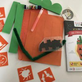 Faire une lanterne d'Halloween avec Toucan Box [+bon plan]