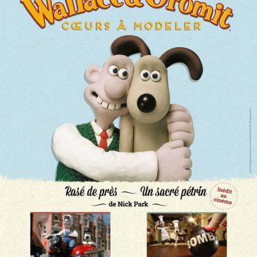 Wallace et Gromit à nouveau sur grand écran dès le 8 novembre