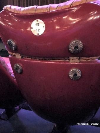 fauteuil grand rex