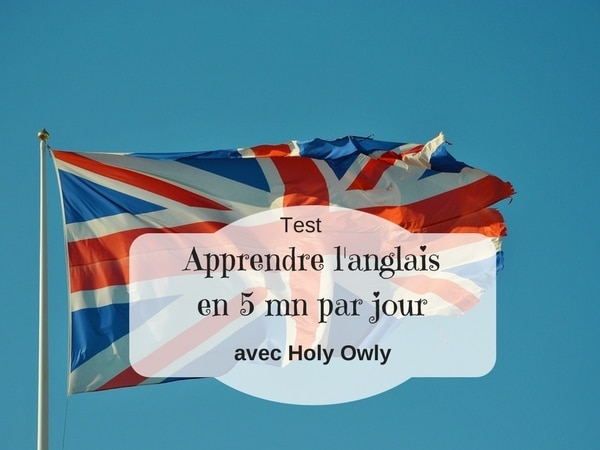 apprendre l'anglais en 5 mn par jour